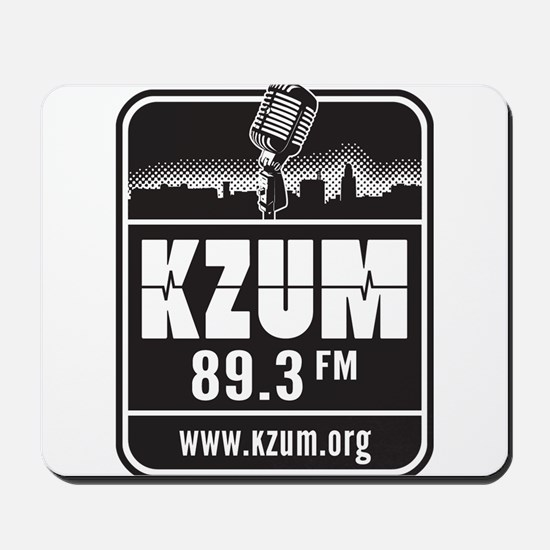 KZUM 89.3 FM/HD Mousepad