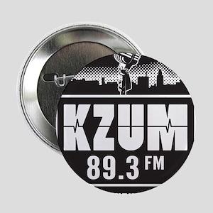 """KZUM 89.3 FM/HD 2.25"""" Button"""