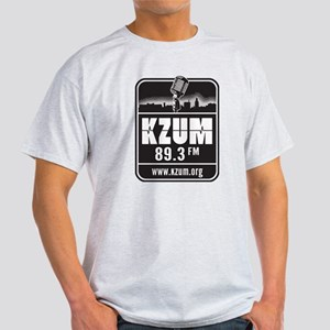 KZUM 89.3 FM/HD Light T-Shirt