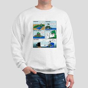 Sucks! Or Does It? Sweatshirt