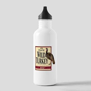 Hunt Wild Turkey Stainless Water Bottle 1.0L