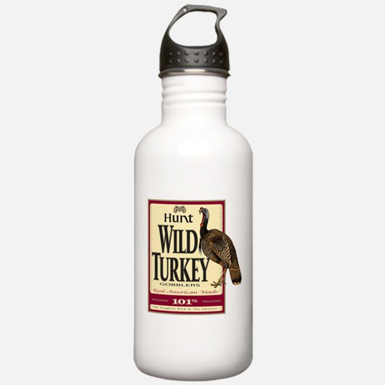 Hunt Wild Turkey Water Bottle