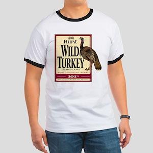 Hunt Wild Turkey Ringer T