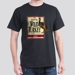 Hunt Wild Turkey Dark T-Shirt