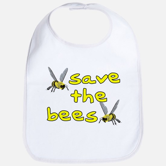 Save the bees - Bib