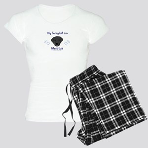 black lab - more dog breeds w/this design Women's