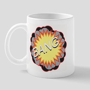 Very pregnant 'BANG' belly Mug