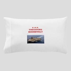 theodore roosevelt Pillow Case