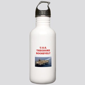 theodore roosevelt Stainless Water Bottle 1.0L