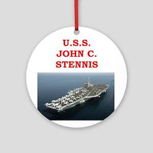 john c stennis Ornament (Round)