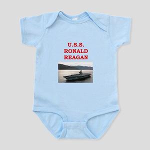ronald reagan Infant Bodysuit