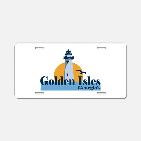 Golden Isles GA - Lighthouse Design. Aluminum Lice