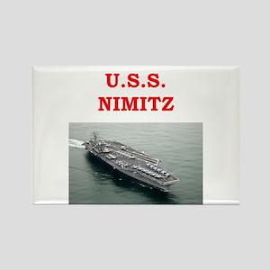 nimitz Rectangle Magnet