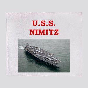 nimitz Throw Blanket