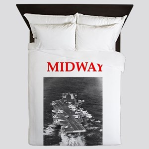 MIDWAY Queen Duvet
