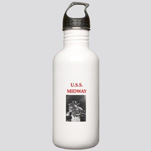 MIDWAY Stainless Water Bottle 1.0L