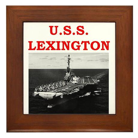 lexington Framed Tile