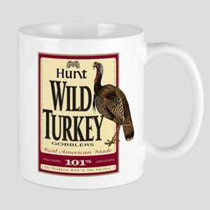 Hunt Wild Turkey Mug
