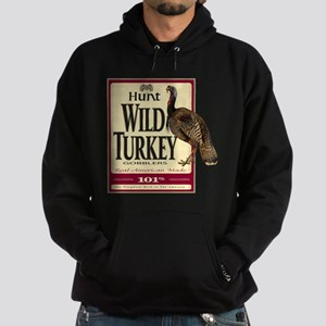 Hunt Wild Turkey Men's Hooded Sweatshirt