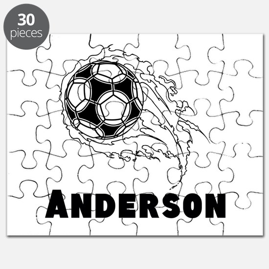 Personalized Soccer Puzzle