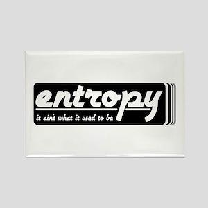 Entropy Rectangle Magnet