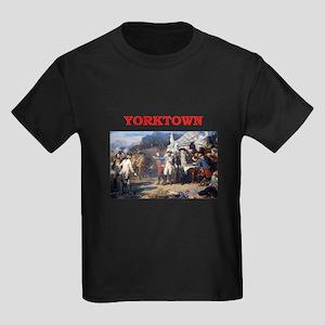 YORKTOWN Kids Dark T-Shirt