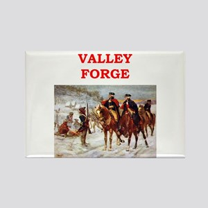 valley forge Rectangle Magnet