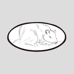 Sketch Rat Patches