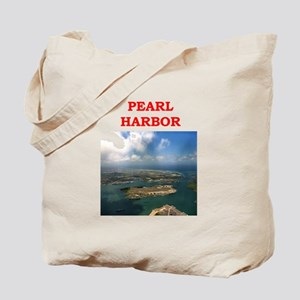 pearl harbor Tote Bag