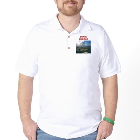 pearl harbor Golf Shirt