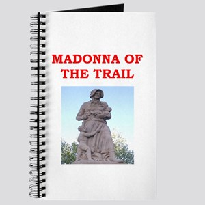madonna of the trail Journal