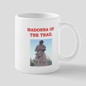 madonna of the trail Mug