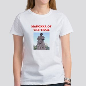 madonna of the trail Women's T-Shirt