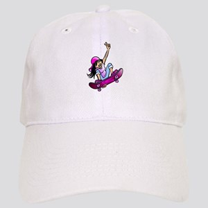 Girl Skateboard Hats - CafePress 1c1268ab8b8
