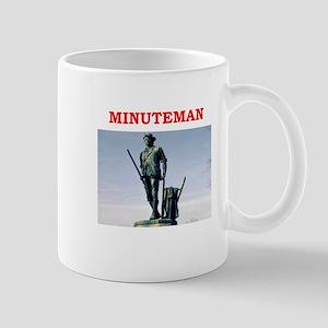 minuteman Mug