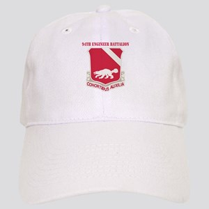 DUI - 94th Engineer Battalion with Text Cap