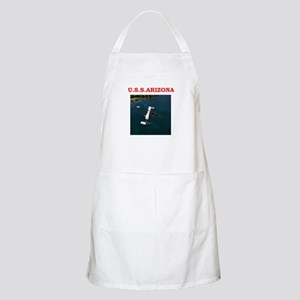 uss arizona Apron