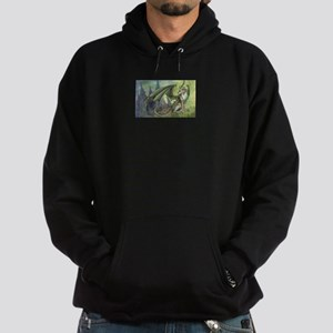 Dragon wolf hybrid Hoodie (dark)