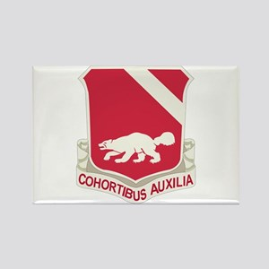 DUI - 94th Engineer Battalion Rectangle Magnet