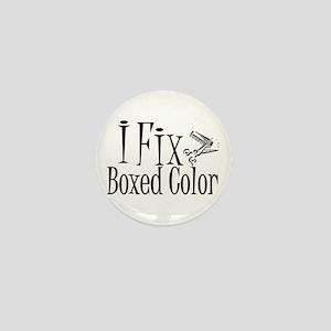 I Fix Boxed Color Mini Button