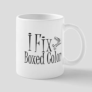 I Fix Boxed Color Mug
