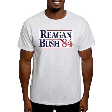 Reagan Bush '84 Campaign T-Shirt