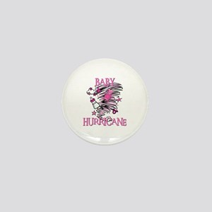 BABY HURRICANE Mini Button