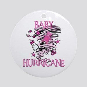 BABY HURRICANE Ornament (Round)