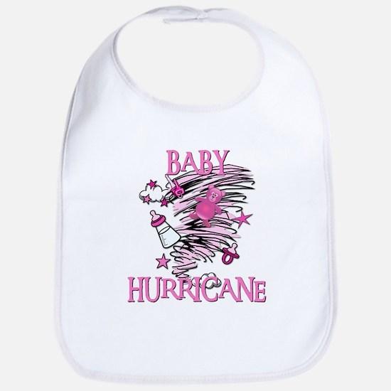 BABY HURRICANE Bib