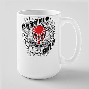 904 Cattell Gothica Large Mug