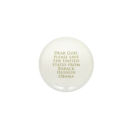 Save Us Mini Button (10 pack)