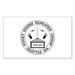 psrg-logo-big Sticker (Rectangle 50 pk)