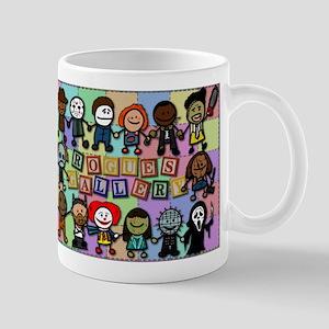 Rogues Gallery Mug