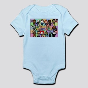 Rogues Gallery Infant Bodysuit